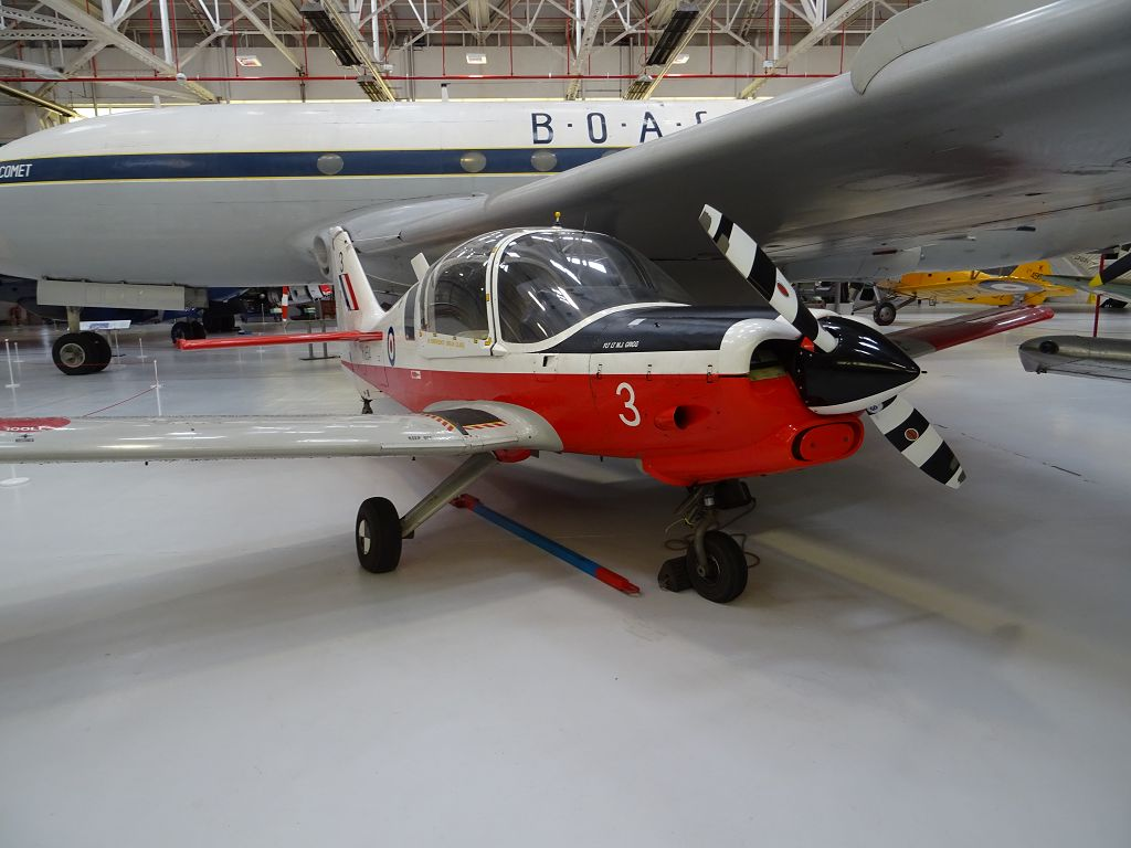 Scotish Aviation Bulldog
