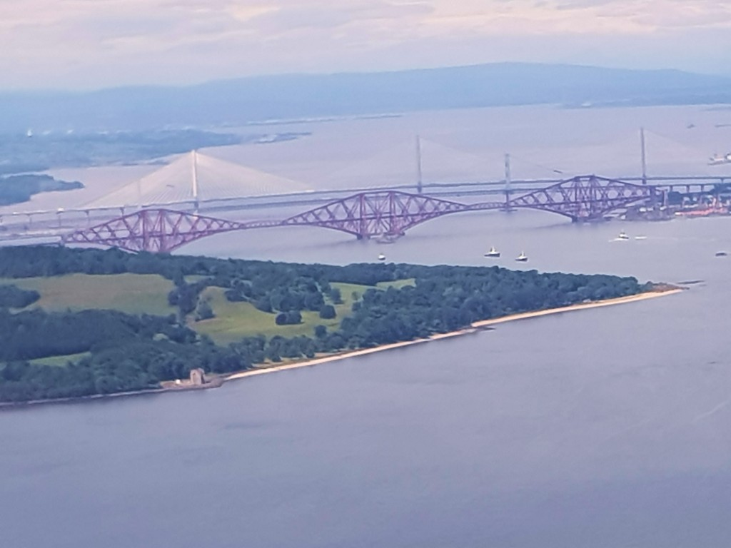 Die Forth Bridge