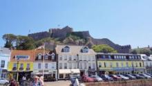Mount Orgueil Castle